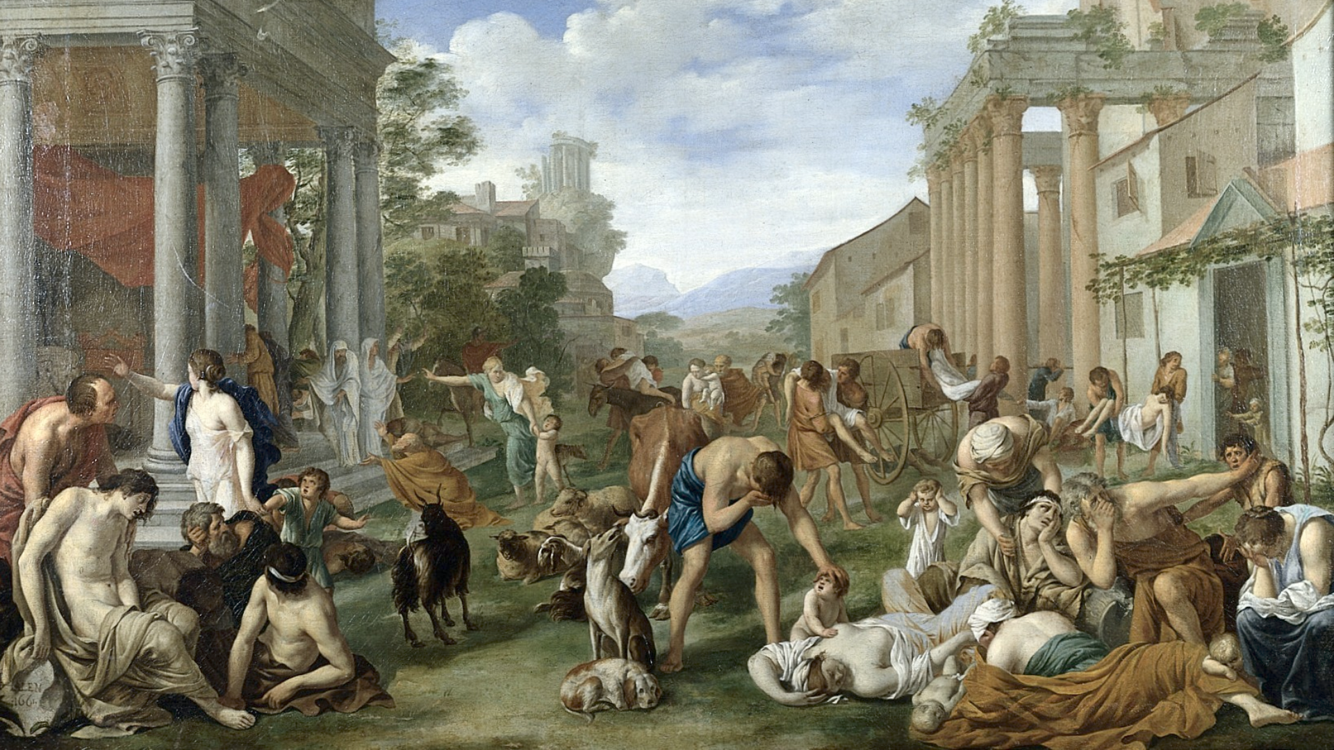 Antonine: The Plague of Galen And The Fall of Rome